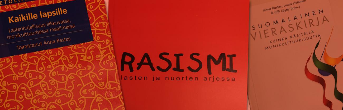 Anna Rastas - publications